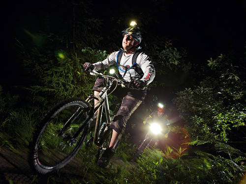 Our testers go out in all weathers to test the latest lights to their limits: