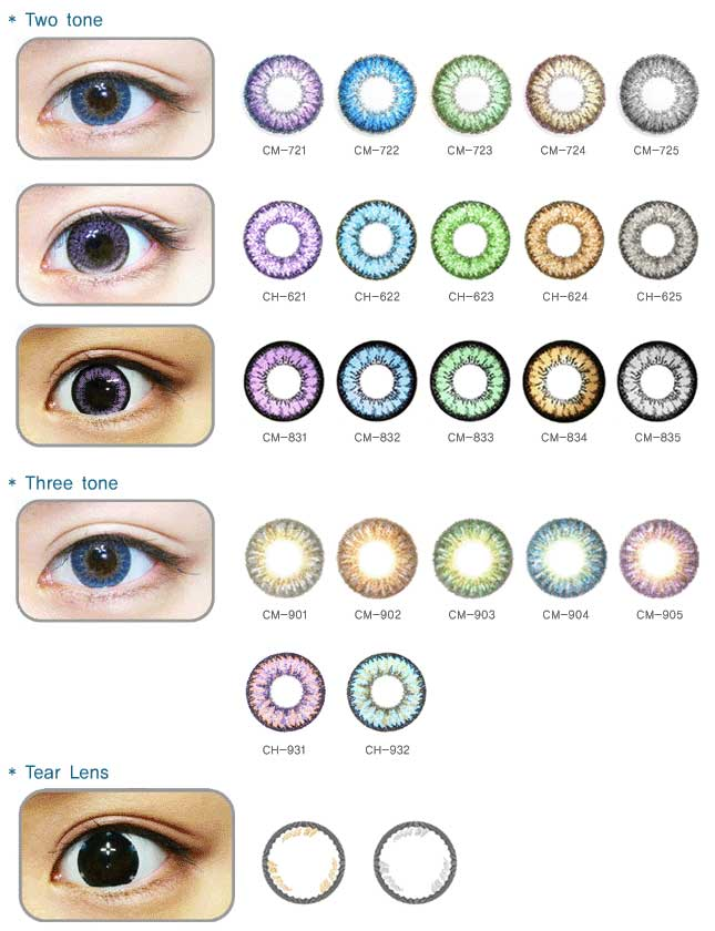 Can You Wear Colored Contacts With Astigmatism